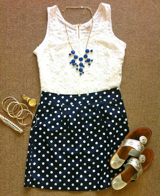 Wanting summer and cute outfits like this