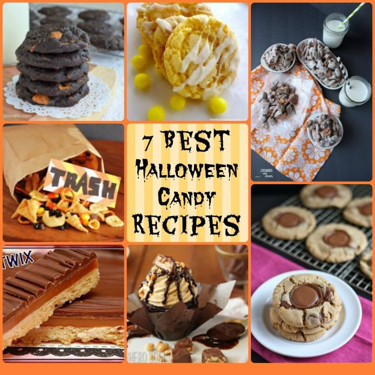 9 best halloween candy recipes allfreecopycatrecipescom - Halloween Bakery Ideas