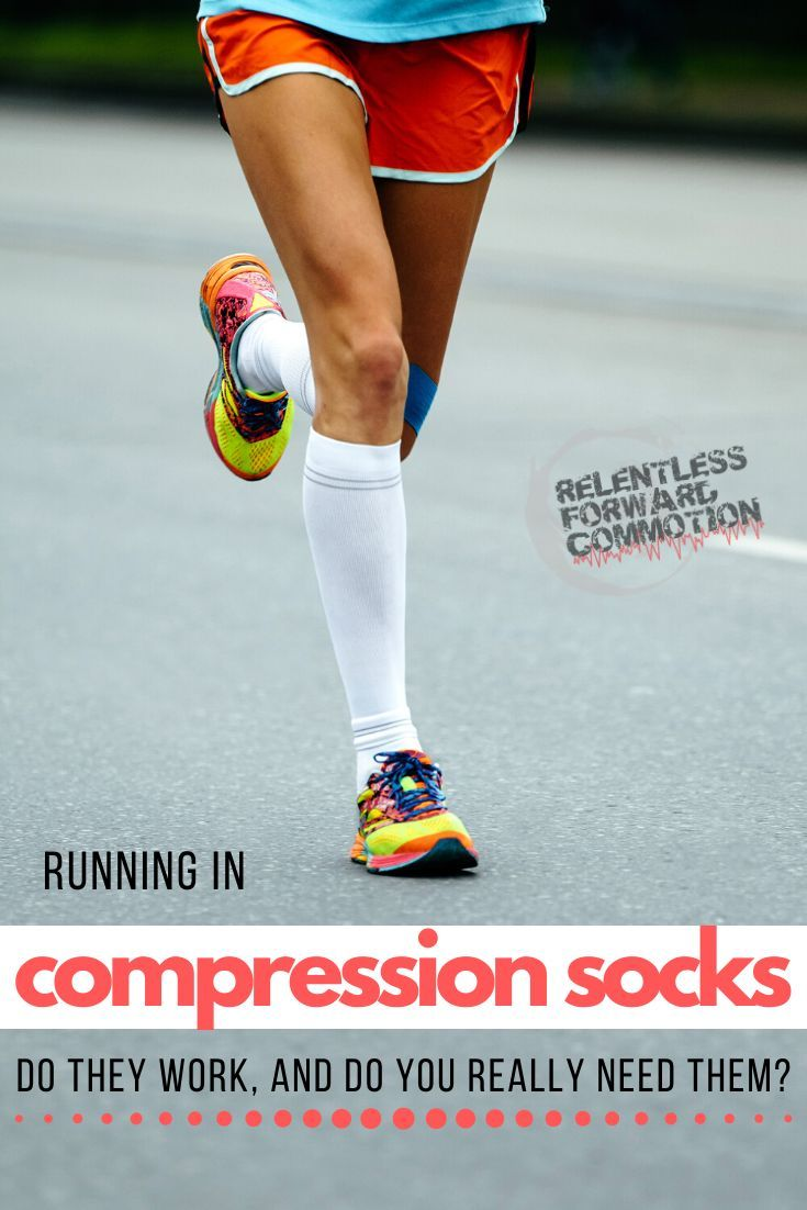 Running In Compression Socks Do They Work And Do You Really Need Them Running Running For Beginners Compression Socks