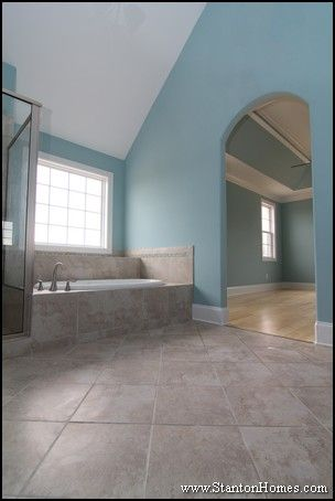 84 best images about master baths on pinterest soaking for Master bathroom no door