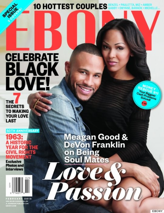 Ebony Magazine Celebrates The Beauty Of Black Love For Their February Covers!
