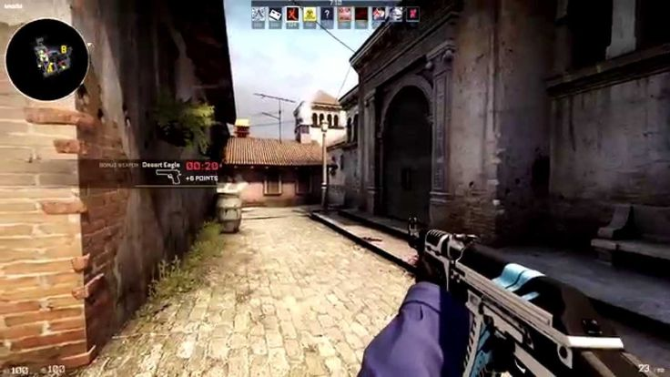 counter strike globle offensive