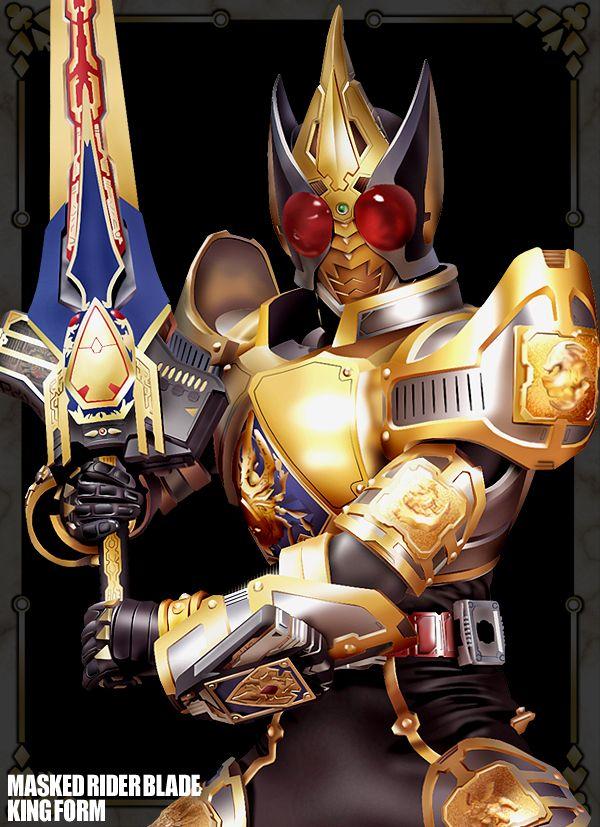 15 best Kamen Rider BLADE images on Pinterest   Kamen rider, Power ...