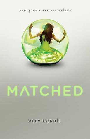 Matched (Matched, #1)Worth Reading, The Hunger Games, Book Worth, Matching Trilogy, Young Adult, Book Covers, Book Series, Ally Condie, Book Reviews