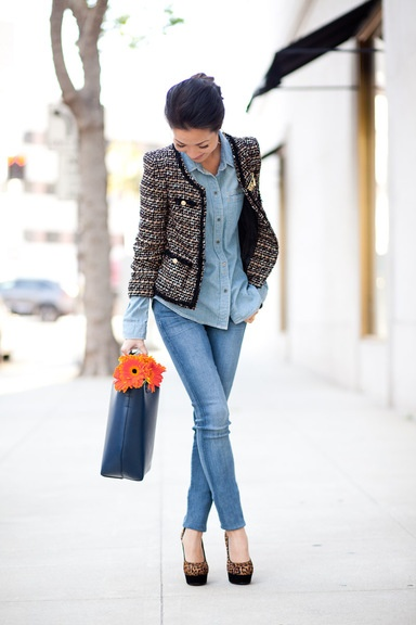 From blog entry: http://www.wendyslookbook.com/2012/04/flowers-for-precious-blue-denim-daisy-love/