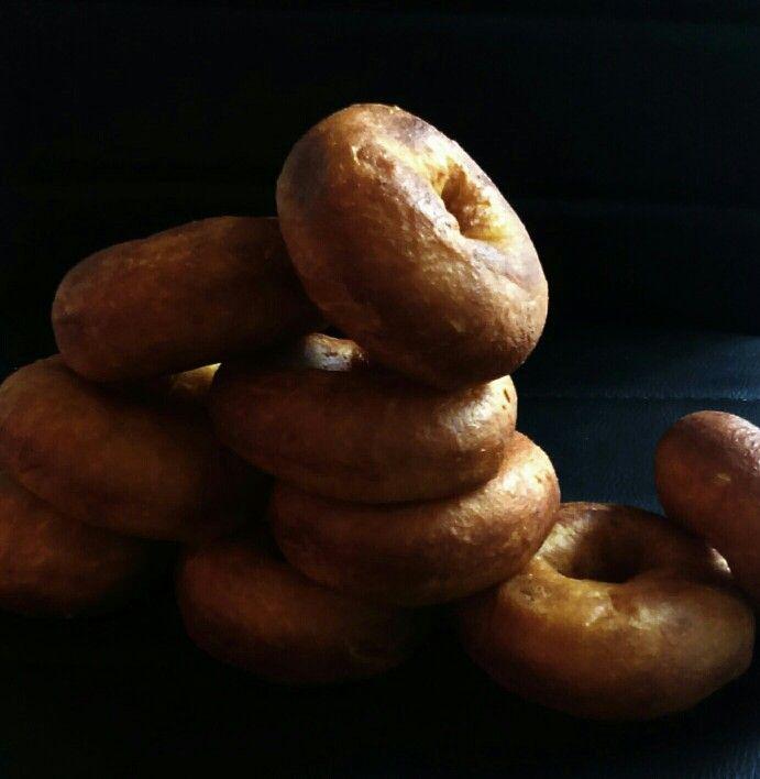 Donut ndeso...