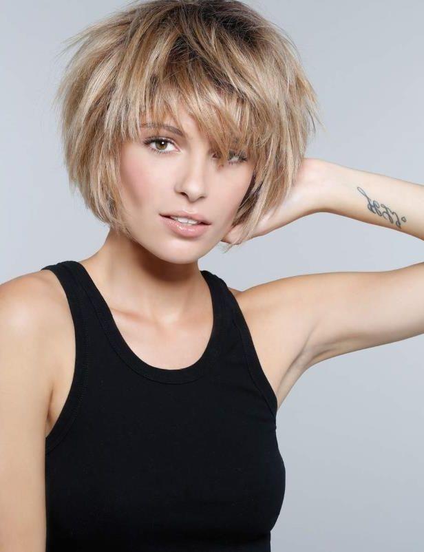 Epingle Sur Inspiration Cheveux