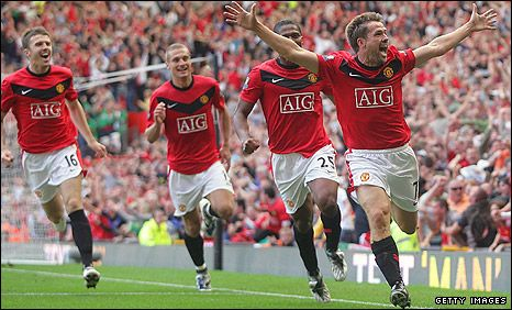 Thank You Michael Owen. Will always remember this moment.