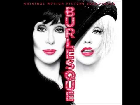 Christina Aguilera & Cher - Burlesque (soundtrack) [FULL ALBUM]