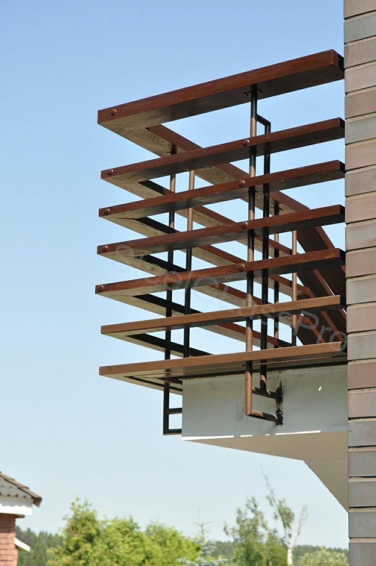 Best 25+ Deck Railing Design Ideas On Pinterest