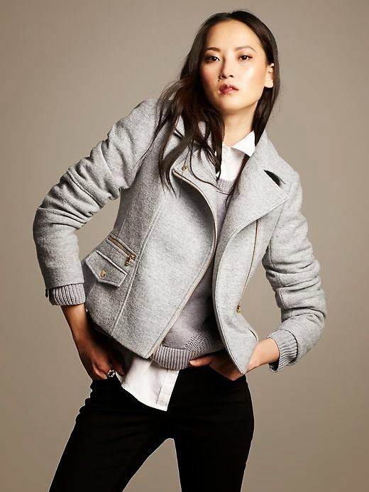 The journey to the perfect petite coat