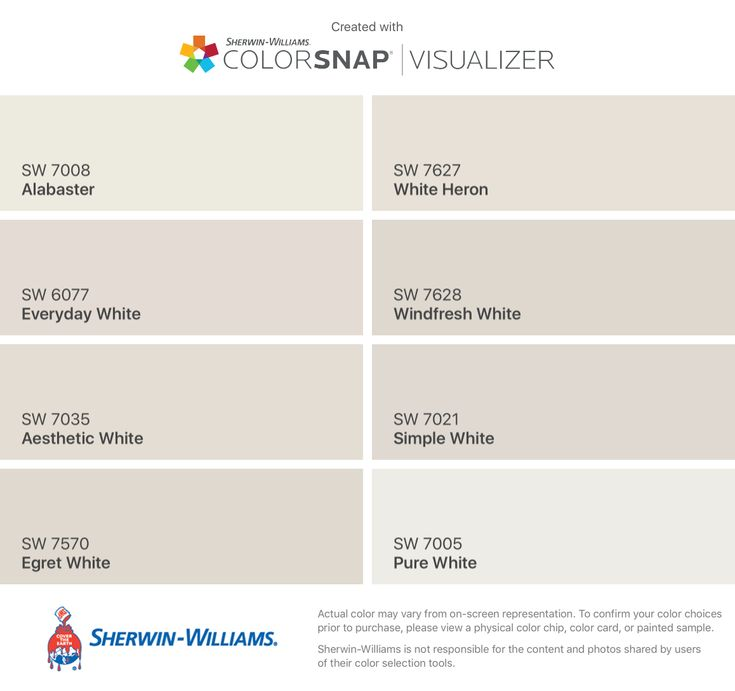 Best 25 Sherwin Williams Alabaster Ideas On Pinterest