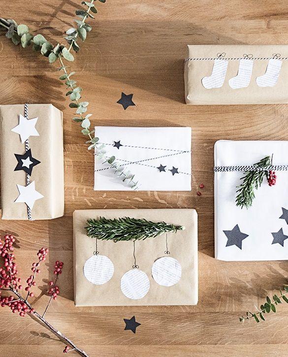 Weihnachtsgeschenke Originell.Weihnachtsgeschenke Originell Verpacken Geschenke Verpacken Die