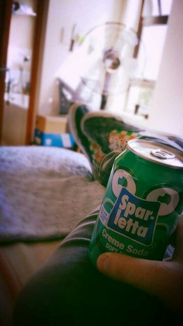 Ready to enjoy myself a lil' #creamsoda #soda #cooldrink #vans #offthewall #expressyourself