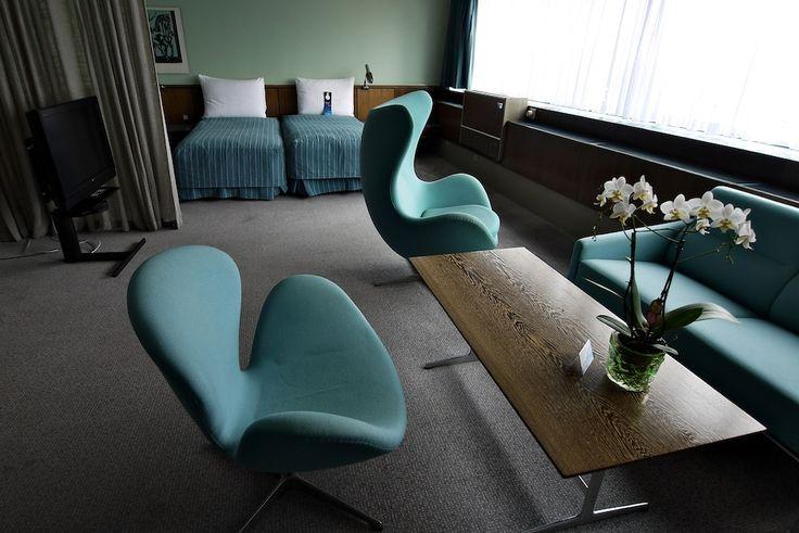 Room 606   Arne Jacobsen Suite