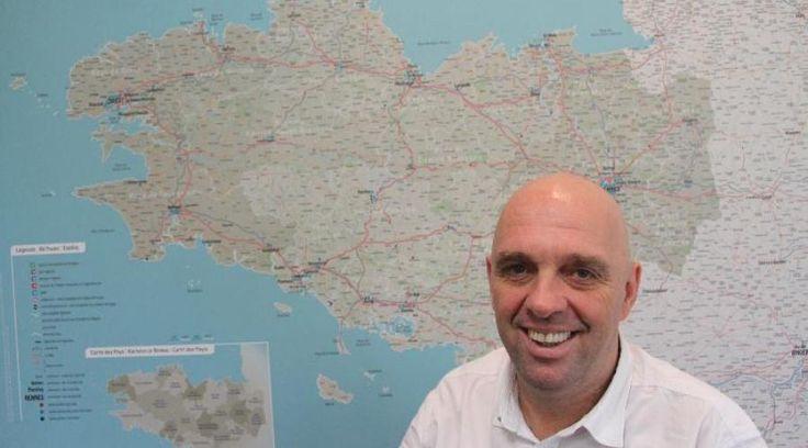 Philippe Croizon en Bretagne; Tu es handicapé, alors ose !