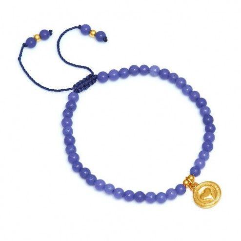 Lola Rose Marcel True Blue Quartzite Bracelet