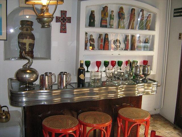Bar en La Chascona