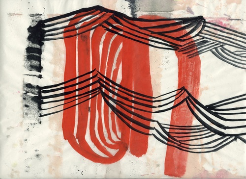 24 best gouache abstracts images on pinterest abstract art anna kunz redwave 2011 gouache on sakamoto paper approx 11 fandeluxe Gallery