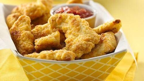 Gluten-Free Ultimate Chicken Fingers recipe from Betty Crocker