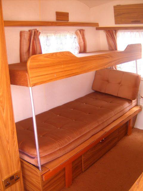 The Syders: My Retro Caravan