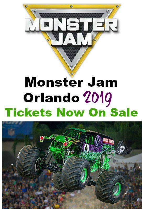 monster jam orlando coupon code 2019