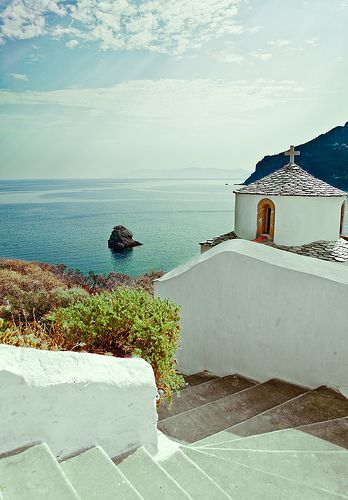 View from Skopelos | Flickr - Photo Sharing!