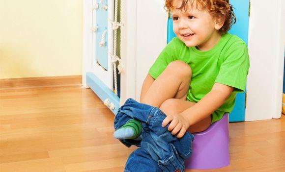 Zindelijkheidstraining - 10 tips op Ouders van nu