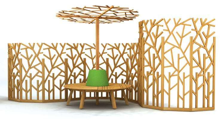 Thai design firm deesawat has displayed their latest for Furniture design thailand