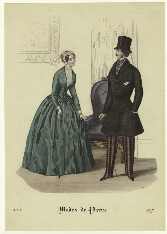 la_gatta_ciara | Вышитые мужские подтяжки XIX века.