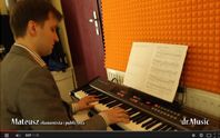 Graj jak Mateusz, zapisz się na zajęcia http://drmusic.pl