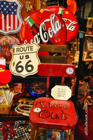 Coca Cola Route 66 pic from Travel OK