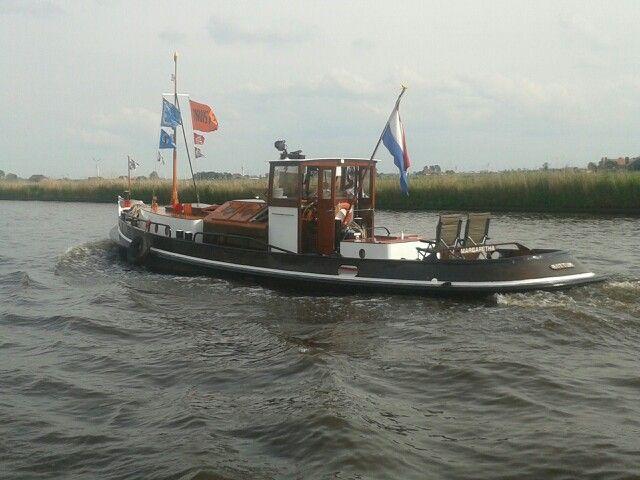 Fryslân - Slepertje