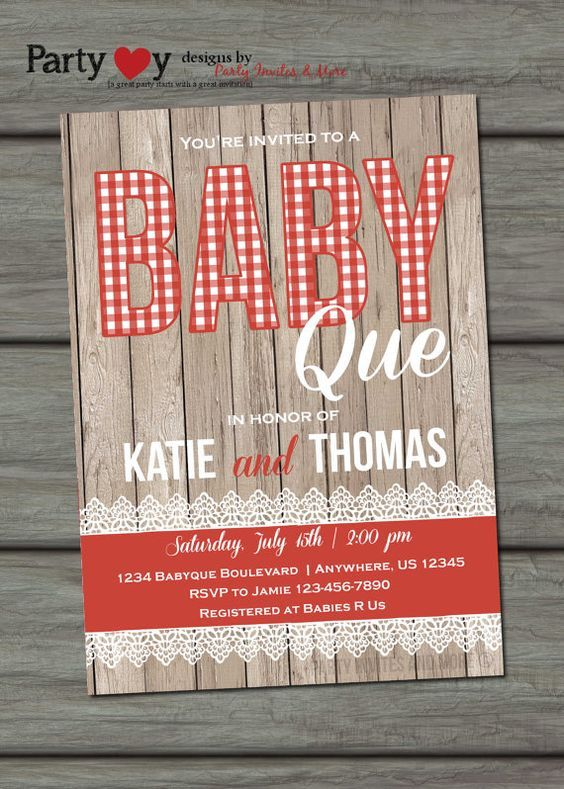 Hey, I found this really awesome Etsy listing at https://www.etsy.com/listing/221294570/bbq-baby-shower-invitation-barbeque-baby