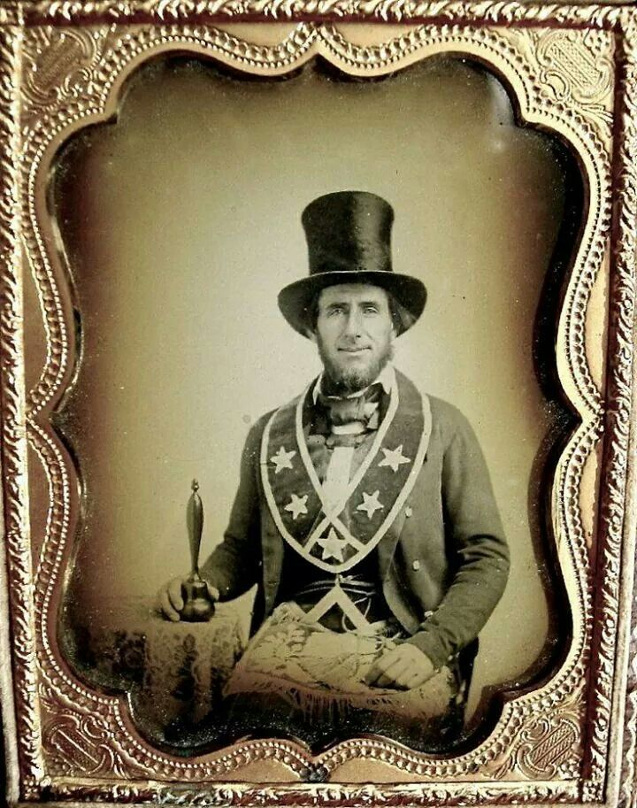 Benjamin Lenoir.  His cotton mill in Lenoir city Tennessee was spared burning by union soldiers after providing a MM handshake