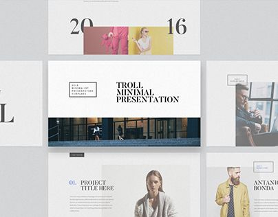 design presentation templates