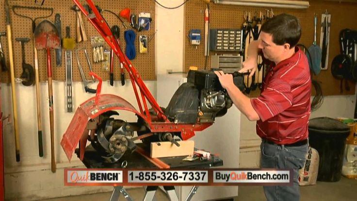 QuikBench - Woodcraft Store Video