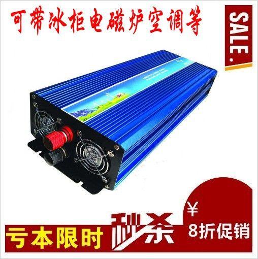 4000W Peak 8000W Pure Sine Wave Inverter 12/24/48V to 120/230VAC Power Inverter #Affiliate