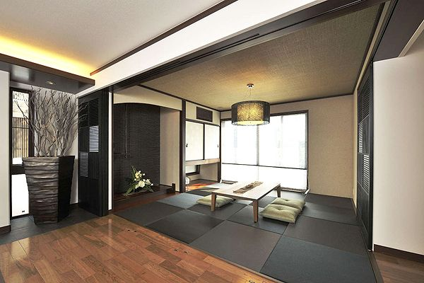 Modern Japanese room ¥