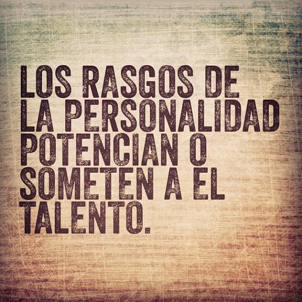 """@mikealfonseca's photo: """"#quotes #elmaikol #reflexión #talento"""""""