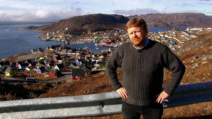 The Culture of Qaqortoq Greenland - YouTube