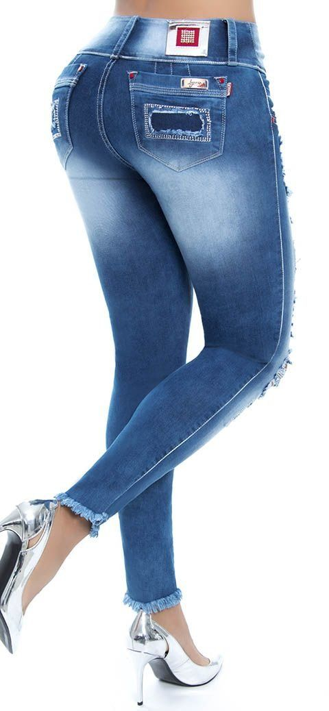 Jeans levanta cola LUJURIA 78714