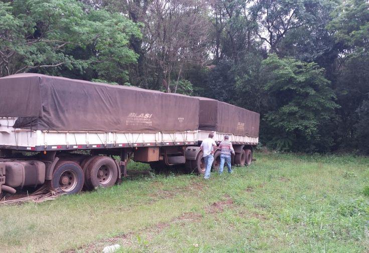 Na última sexta-feira (29), policiais da DFRV/DEIC, dando prosseguimento às investigações que desmantelaram uma quadrilha especializada na falsa comunicação de roubo de caminhões e desvio de ca