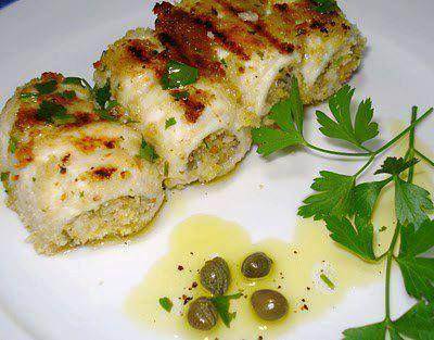 Involtini di pesce spada. | LE RICETTE DI NONNA