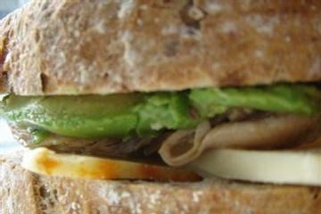 Spicy avocado sandwich spread   Food   Pinterest