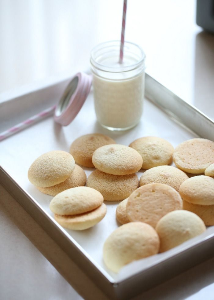 how to make vanilla wafers soft