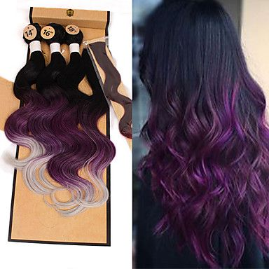 beautiful+color+synthetic+body+wave+bundles+brazilian+body+wave+weaving+cheap+body+waving+3pieces+body+wave+1piece+clip+hair+1piece+closure+–+USD+$+24.59