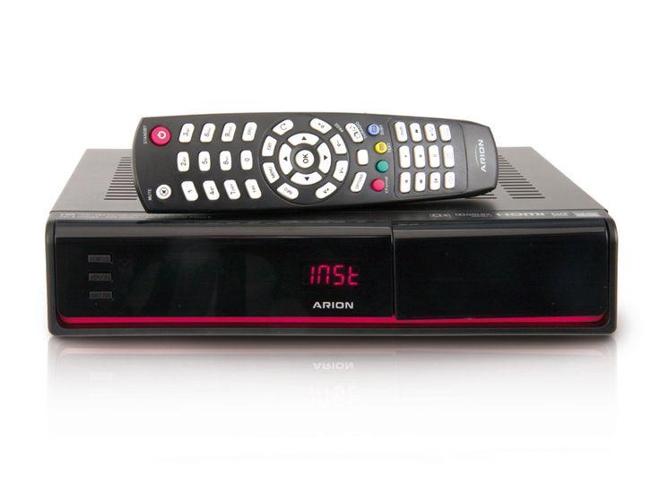 DVB-C HDTV-Receiver Arion AC-2710VHDPRCI+, PVRready  DVB-C HDTV-Receiver Arion AC-2710VHDPRCI+, PVRready