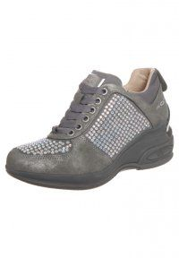 Fornarina - DAILY - Sneakers basse - steel
