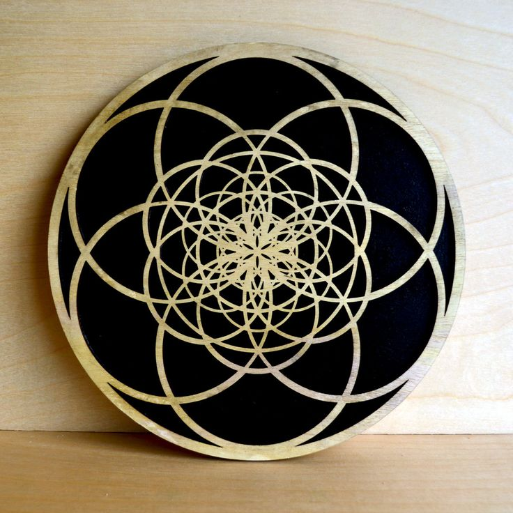 sacred geometry seed of - photo #8